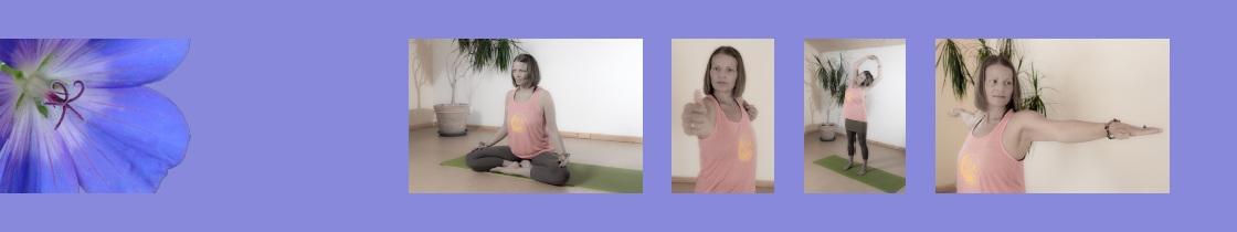 Yoga by Heike - Heike Heger - Yoga & Gesundheitspraxis in Schwabach, Wolkersdorf und Nürnberg